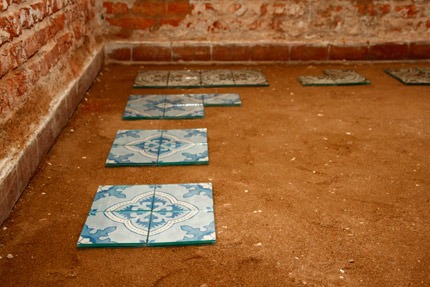 Azulejos de papel, Córdoba/Argentina