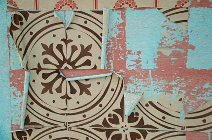 Azulejos de papel - Poro Coletivo em Unquillo/Argentina