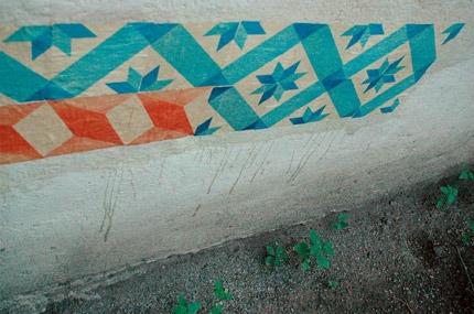Azulejos de papel - Grupo Poro / Unquillo
