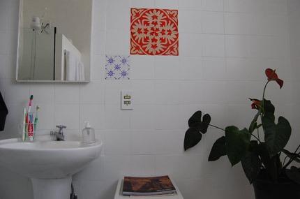 Azulejos de Papel na Serra/Belo Horizonte