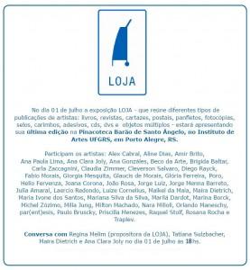 Projeto LOJA em Porto Alegre