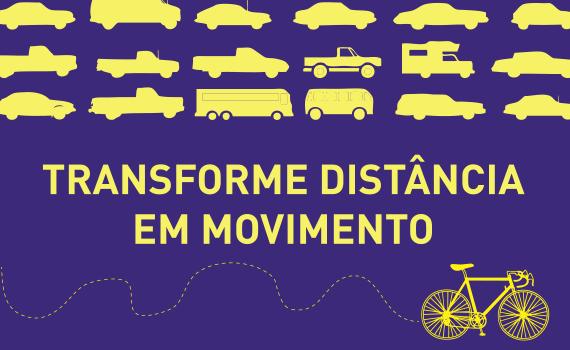 Transforme distância em movimento (Poro)
