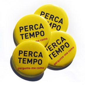 Bottom: Perca tempo, pergunte-me como