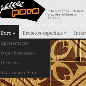 Site Poro 2012
