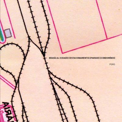Capa do catálogo Brasília: (cidade) [estacionamento] (parque) [condominio]