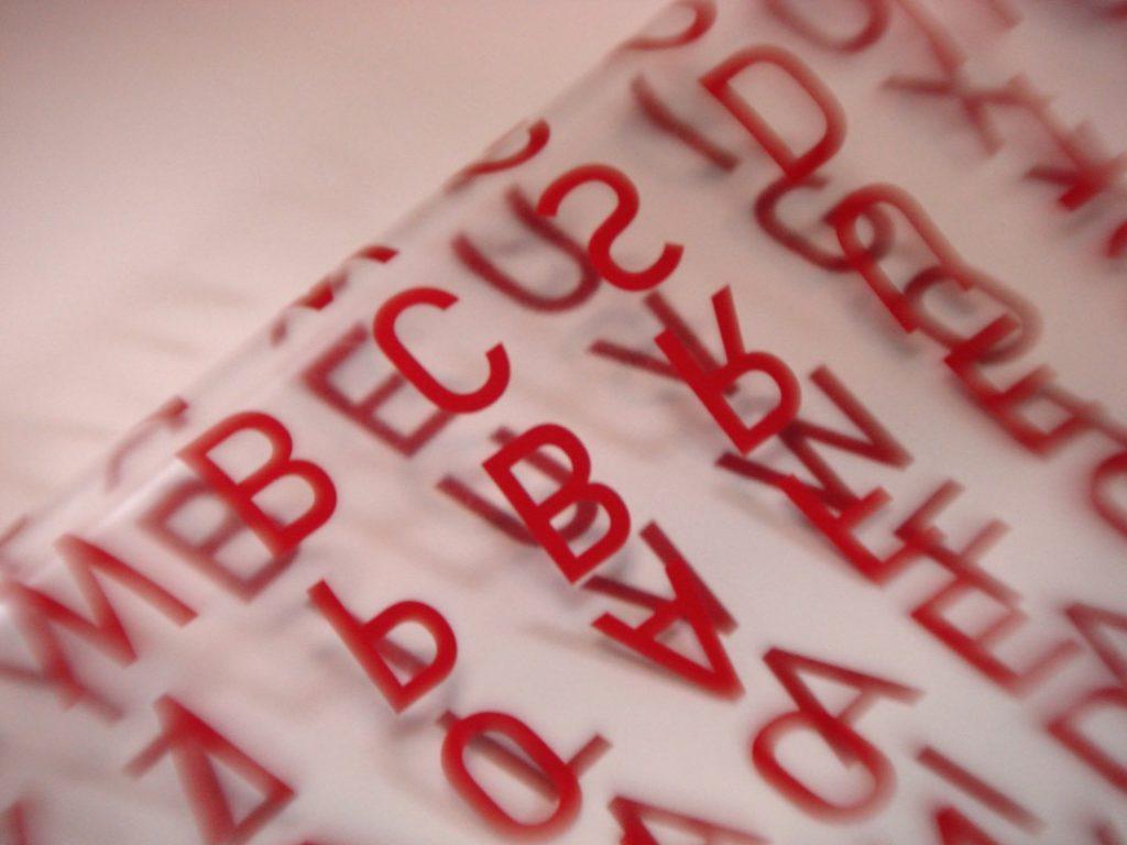 Intervenção Caça palavras (Poro)