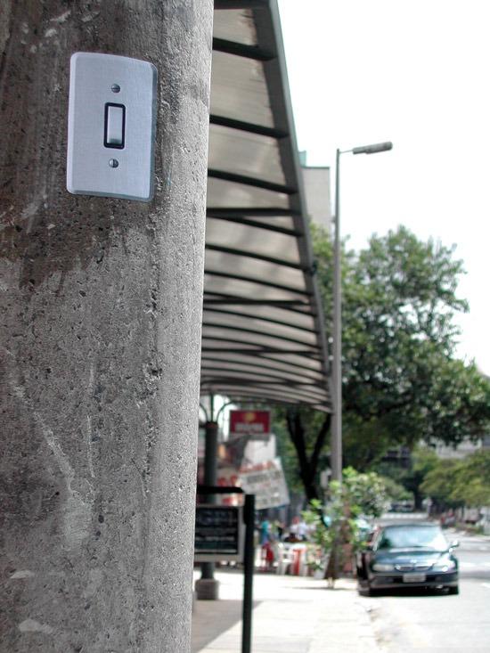 Interruptores para poste de luz