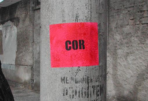 Cor - Grupo Poro