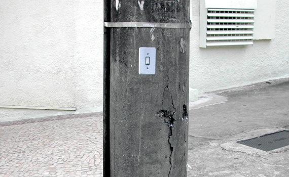 Interruptores para postes de luz - Poro