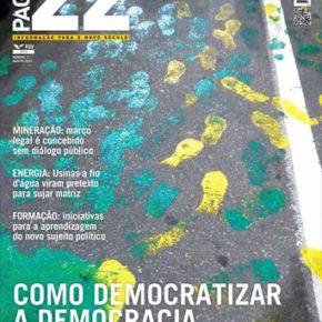 Poro na Revista Página 22 - nº77