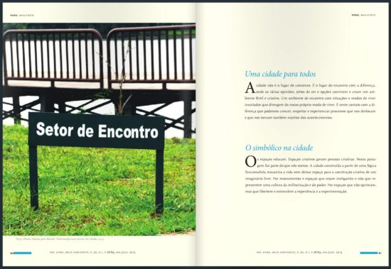 Poro - Uma cidade para todos - Revista UFMG