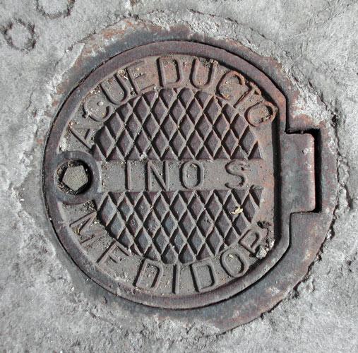 Acueducto - Fotografia de bueiro antigo (Poro)