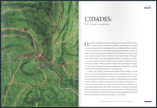 Revista da UFMG Cidades
