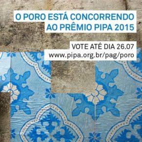Poro concorre a prêmio nacional em votação online